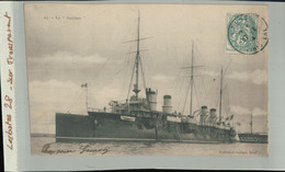 "NAVIRE CROISEUR "" LE GUICHEN "" De La Marine Italienne Du Nom De Scipione Africano 2020 Septembre 89 - Warships"