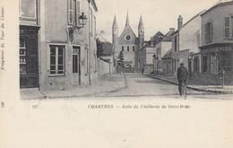 CHARTRES , France, 1900-10s ; Asile De Vieillards De Saint Brice - Chartres