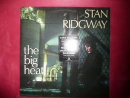 LP33 N°6067 - STAN RIDGWAY - THE BIG HEAT - ILP 26874 - ELECTRO ROCK NEW WAVE POP SYNTHE - Rock