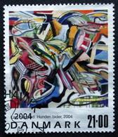 Denmark 2004  Minr.1382 (O)  ( Lot D 697 ) - Danimarca
