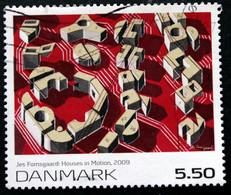 Denmark 2009 KUNST    MiNr.1538  ( Lot D 682 ) - Danimarca