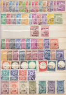 Vénézuela, Collection (album De 16 Pages) De Timbres Oblitérés, Environ 1930 - 1985 - Venezuela