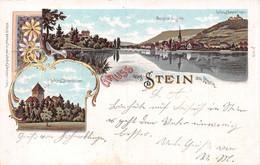 Gruss Aus Stein Am Rhein - Litho - Linéaire - SH Schaffhouse