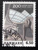 Denmark 2009    ZOO  Elephant   MiNr.1531 ( O)    ( Lot D 789) - Danimarca