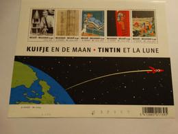 Belgique 2004 - BF 109 Neuf ** - Tintin Et La Lune. - Philabédés (fumetti)