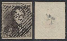 """épaulette - N°1 Bien Margé Obl P112 """"Stavelot"""". TB - 1849 Epauletten"""