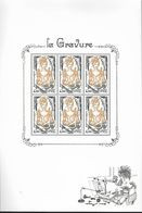 """France 2020 - Yv N° 150 ** - Bloc """"La Gravure"""" - Unused Stamps"""
