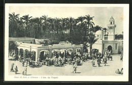 CPA Tripoli, Oasi Di Suk El Giuma - Libia