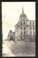 AK Belgrad, Alter Und Neuer Konak - Serbia