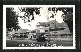 Photo-CPA Lagos, King`s College - Nigeria