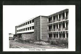 CPA Ibadan, University College - Nigeria