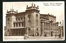 AK Belgrade, Le Théâtre National - Serbia