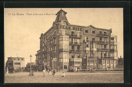 AK La Panne, Hôtel Du Kursaal Et Beau Site - De Panne