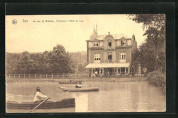 AK Spa, Le Lac De Warfaaz, Piscine Et L`Hôtel Du Lac - Spa