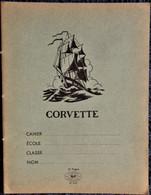 Cahier  - Corvette - 32 Pages . - Transport