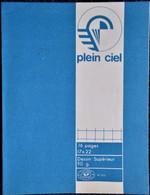 Cahier à Dessin - Plein Ciel  - 16 Pages . - Transport