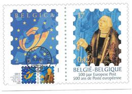 2932  Rolzegel Belgica 2001 - 2001-2010