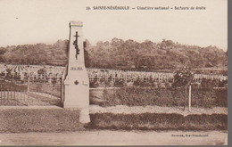 SAINTE - MENEHOULD - CIMETIERE - Sainte-Menehould