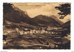 SAPPADA:  PANORAMA  -  FOTO  OPACA  -  FG - Belluno