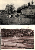 Anseremme - 2 Cartes Villa Mignon Et Pont St Jean - Dinant