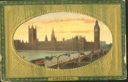 London - Tuck's Postcard 709 - Sonstige