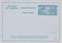 B01-189 - Enveloppe-Lettre Par Avion Aérogramme 1 I A 2.00€. - Stamped Stationery