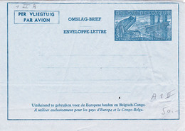 B01-189 - Enveloppe-Lettre Par Avion Aérogramme 1 II A 2.00€. - Stamped Stationery