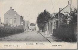 14 09/  36//  EKEREN   BRIELSTRAAT - België