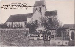 95. COURDIMANCHE. L'Eglise - Altri Comuni