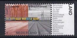 Nederland - Openbaar Vervoer In Nederland - Stoptrein Zwolle-Stadskanaal - MNH - NVPH 3765 - Trains