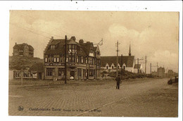 CPA-Carte Postale-Belgique Oostduinkerke-Avenue De La Mer Vers La Plage 1933 VM22034dg - Oostduinkerke