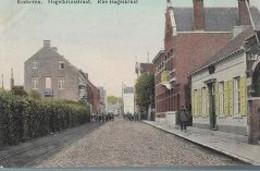 14 09/  36//  EKEREN   1911 HAGELKRUIS - België