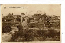 CPA-Carte Postale-Belgique Oostduinkerke-Duinpark Groupe De Villas -1936  VM22036dg - Oostduinkerke
