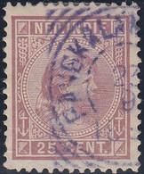 1864-1899 - Pangkalanbrandan Sur N° 27 (YT). Oblitération. Inde Néerlandaise / Nederlândsch Indië. - Netherlands Indies
