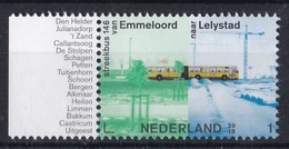 Nederland - Openbaar Vervoer In Nederland - Streekbus Emmeloord-Lelystad - MNH - NVPH 3764 - Bus