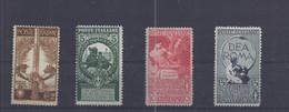 Italien - Selt./ungebr. Serie Aus 1911 - Michel 100/03! - Nuovi