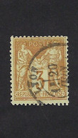 N° 86 Cachet De Lyon ,très Beau, Cote 60€ - 1876-1898 Sage (Tipo II)