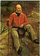 CAPRERA  (SASSARI) - Giuseppe Garibaldi A Riposa A Caprera - Ritratto - Sassari