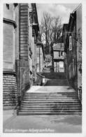 Bitsch / Lothr. Aufgang Zum Rathaus Feldpost 1942 - Lothringen