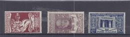 Italien - Selt./postfr. Serie Aus 1922 - Michel 157/59! - Nuovi