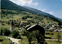 Station De Vercorin (13204) * 24. 7. 1968 - VS Valais