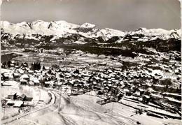 En Avion Au-dessus De Vercorin (1285) * 21. 2. 1966 - VS Valais