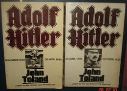 John TOLAND.Adolf Hitler.2 Volumes .1978 - Storia