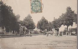 SAINTE - MENEHOULD -  AVENUE VICTOR HUGO - Sainte-Menehould