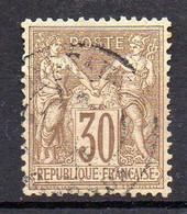 FRANCE ( TYPE SAGE ) : SPINK/MAURY 2019 , N°  69  N/B  TIMBRE  BIEN  OBLITERE , A  SAISIR . LOS - 1876-1878 Sage (Tipo I)