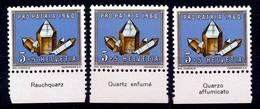HELVETIA - Mi. 714 - Pro Patria - MNH** - Bogenrand/Bord De Feuille/Tab - (ref. TAB-17) - Pro Patria