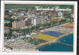EMILIA ROMAGNA - VALVERDE DI CESENATICO - PANORAMA AEREO - VIAGGIATA 2000 - Italy