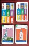 EAU MINERALE VITTEL JEU DE CARTES DES 7 FAMILLES 1900 2000 UN SIECLE DE VITALITE - Playing Cards