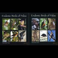 PALAU 2007 - Scott# 888-9 Sheet-Birds MNH - Palau