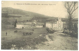 Cpa Ardèche - Commune Du Plagnal - Alt. 1160 Mètres, Station D'été - Francia